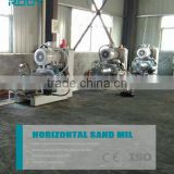 100l horizontal sand mill for pigment paste production