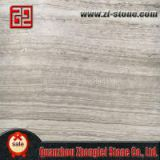guizhou wood line chinese natural polished marble flooring tiles