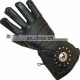 Leather Motorbike Gloves , Leather Racing Gloves , Motorcycle Sports Gloves