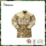 Desert camouflage fabric camouflage suit