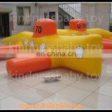 inflatable water floating sports submarine