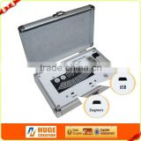 miraculous machine 2014 hot sale portable quantum magnetic resonance body analyzer 39 reports