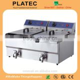 2016 China Cheap Automatic henny penny electric chicken pressure fryer CE ISO