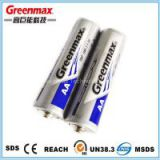 Factory manufacture shrink package battery r6p