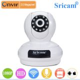 Sricam SP019  Full HD2.0MP Two Way Audio  IP camera Pan/Tilt indoor security camera (White)