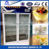 New design yogurt machine/frozen yogurt equipment/industrial yogurt maker