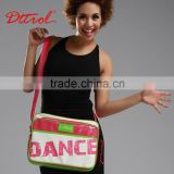 D006189 Fashion Dance Gym lady Shoulder Bag