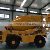factory made self loading concrete mixer truck in russia