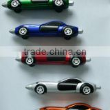Car shaped ball pen