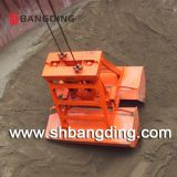 radio remote control clamshell grab bucket for loading and unloading