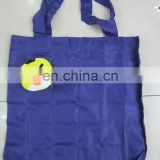 cute cartoon bird foldable shopping tote bag promotional shopping bag