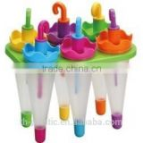 new popoluar design 6 in 1 ice cream maker umbrella shape(TH021)