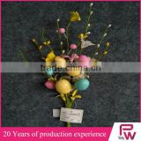 Easter day popular promotion gift decorative styrofoam easter eggs for Easter decoration