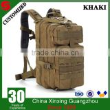 Military and army camouflage Backpack 600D polyester
