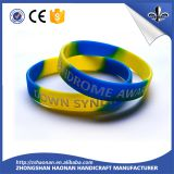 Hot sale high quality personalized silicone wristband unit for promotion