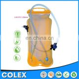 Hot sale Hydration System Backpack Hiking Cycling 3L double bag of Water Bladder Bag