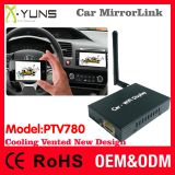 PTV780 Car Mirroring box Miralink for Android6.1 Airplay IOS10 wireless share