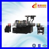 CH-250 Punching hatchback type platen press label printing machine