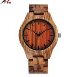 High quality new design wooden watch wood branded watch women