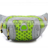 Waterproof mountaineering sport bag molle waist zipper waist bag