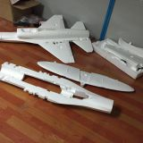EPO foam RC model airplane