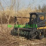 skid steer forestry mulcher attachments