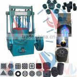 Automatic household briquette making machine / household briquette forming machine / household coal briquette making machine