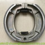 Motorcycle brake shoe for RXKING,weightness of 238g,27years experience.