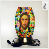 Desk lamp, creative lamp, decorative table lamp, LED table lamp, Jesus culture lamp (Jesus012)