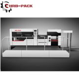 discount large pressure flatbed semi-automatic die cutting and creasing machine for paperboard