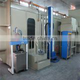 metal plate powder coating machine