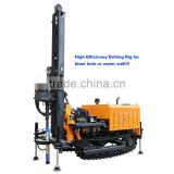 2015 Unique New Model Low Cost Water Well Drill for Africa