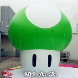 Cute Decorative Balloons Inflatable Mushroom for Event Decoration