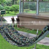 Double camouflage hammock for outdoor 200*150cm