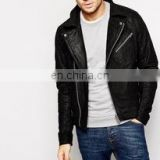 Leather Fashion Jacket for Men pure leather jacket