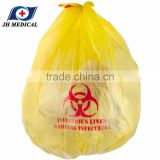 44 gallon hdpe or ldpe plastic biohazard plastic bags