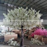 artificial indoor cherry blossom tree for wedding decoration