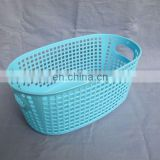 oval fuit picnic plastic fruit basket
