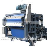 Cassava residue dewatering machine, complete dewatering system &solution for cassava waste