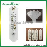 Metal Thermometer Wall Kerosene Craft Thermometer