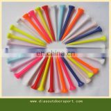 54mm bulk short plastic golf tees