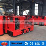 CTY2.5 / 6G 2.5t Explosion-proof Fuel Cell Powered Mine Diesel Locomotive