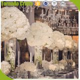 Wholesale cheap flower ball color wedding road lead ball artificial flowers wedding decoration