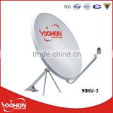 90cm KU Band <b>Satellite</b> <b>Digital</b> TV <b>Antenna</b>