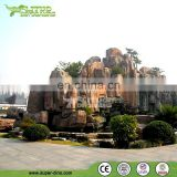 Decoration Plaza Large Artificial Rockery