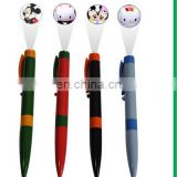 aluminum led projection logo pen,pen with projector logo(various colors and shapes optional)