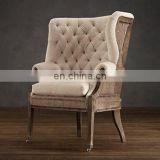 Wooden Baroque Chair Bkc-38