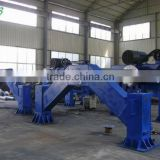 shangdong steel concrete pipe making machine, high pressure pipe forming machine, roll forming machine