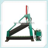 High-efficiency screw log splitter for sale
