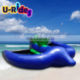 Summer Inflatable Plastic Flying fly manta ray